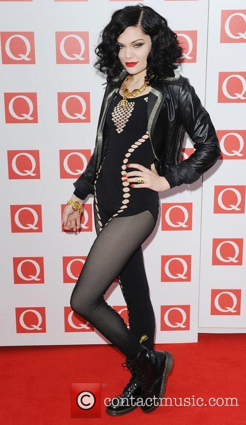 Jessie J and The Q Awards 7