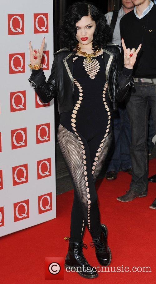 Jessie J and The Q Awards 5