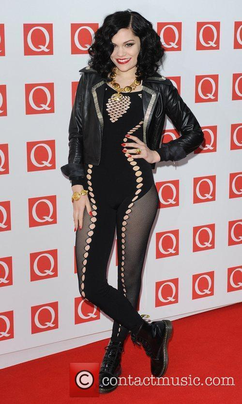 Jessie J and The Q Awards 6