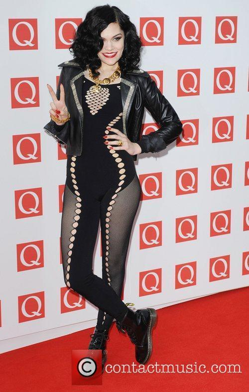 Jessie J and The Q Awards 3
