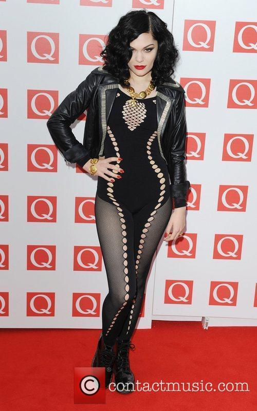 Jessie J and The Q Awards 8