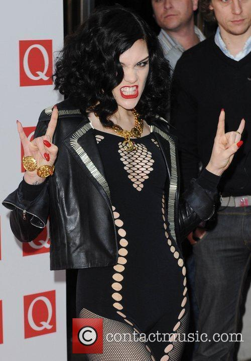 Jessie J and The Q Awards 4