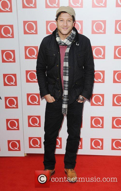 Matt Cardle and The Q Awards 2