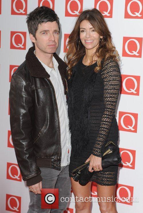 Noel Gallagher and The Q Awards 4