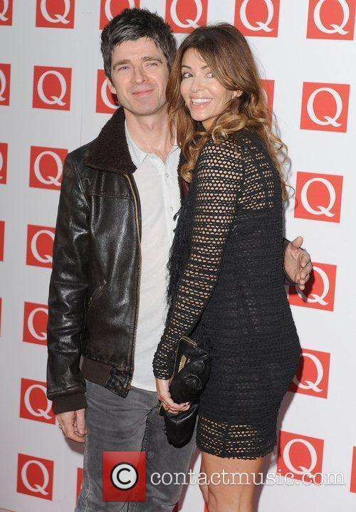 Noel Gallagher and The Q Awards 5