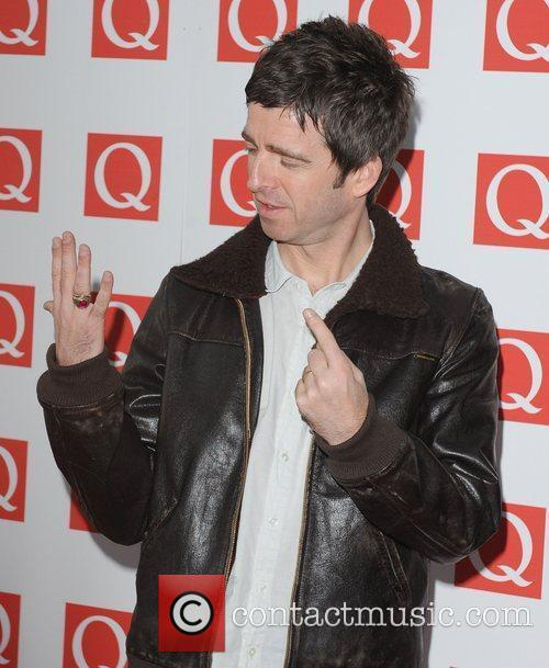 Noel Gallagher and The Q Awards 6