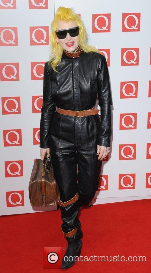 Pam Hogg and The Q Awards 2