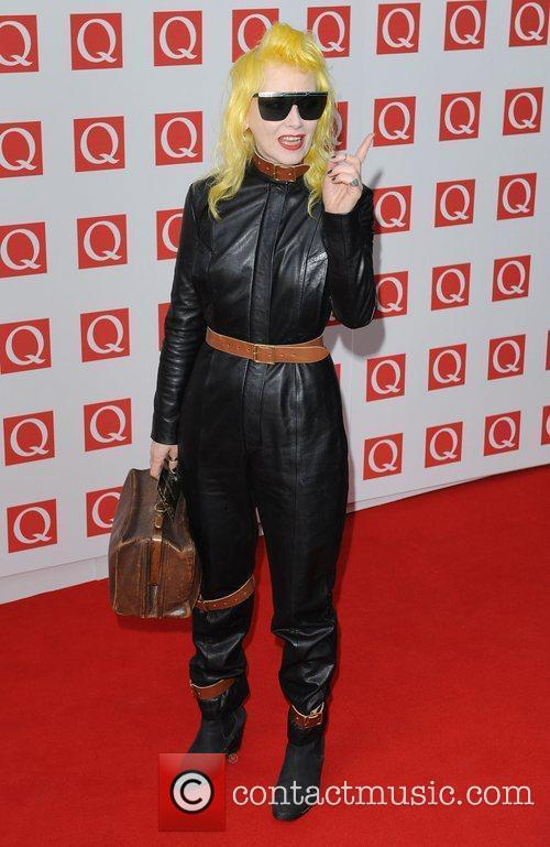 Pam Hogg and The Q Awards 3