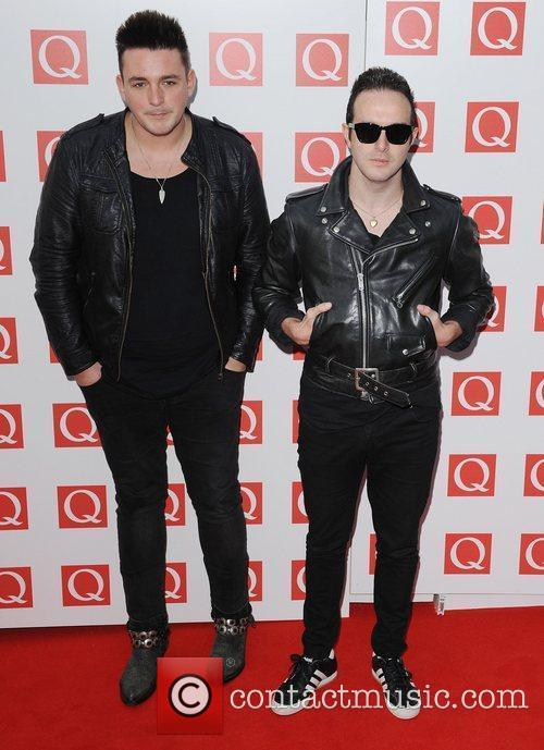 Glasvegas and The Q Awards 2