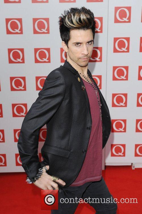 Russell Kane and The Q Awards 3