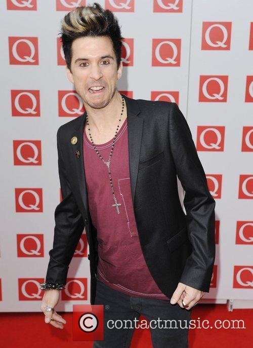 Russell Kane and The Q Awards 2
