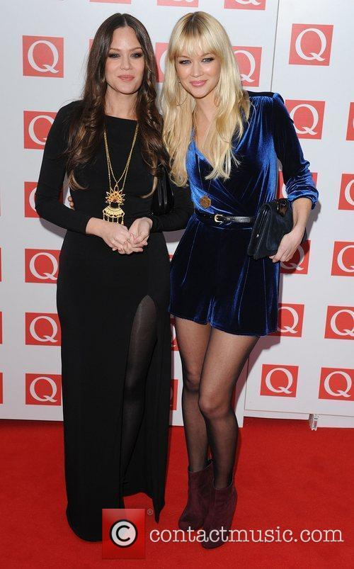 The Pierces and The Q Awards 2