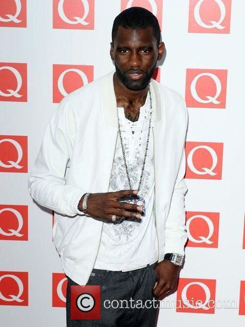 Wretch 32 and The Q Awards 2