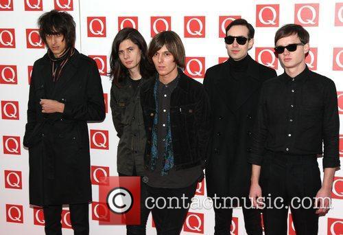 The Horrors, The Pierces and Grosvenor House 1