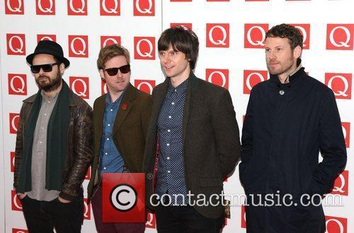 Ricky Wilson, Kaiser Chiefs, Nick Hodgson, Simon Rix and Grosvenor House 1