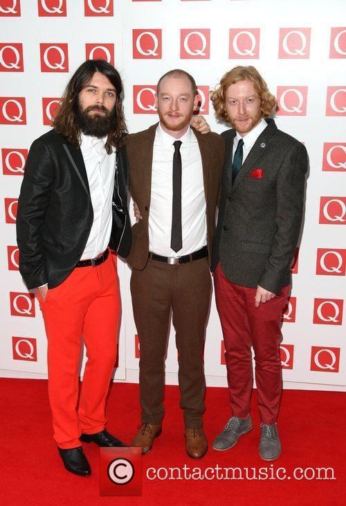 Simon Neil, Biffy Clyro and Grosvenor House 3