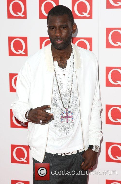 wretch 32 the q awards 2011 held 3573956