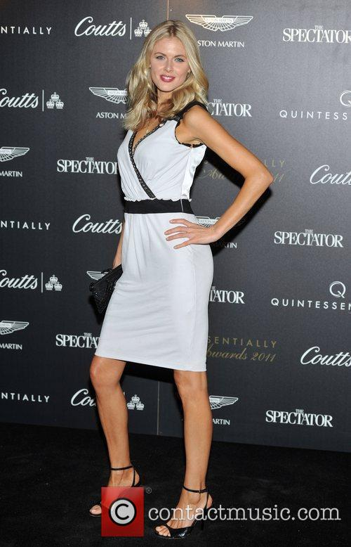 Donna Air Quintessentially Awards held at One Marylebone....