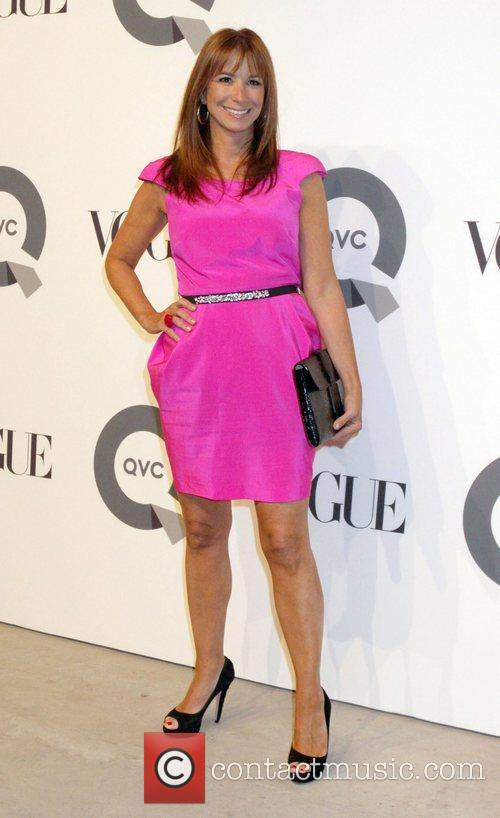 Jill Zarin QVC 25 to Watch party -...