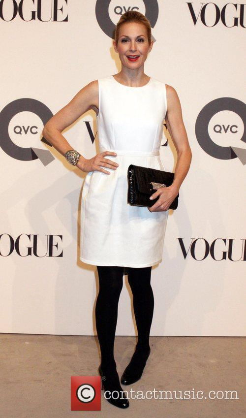 Kelly Rutherford QVC 25 to Watch party -...
