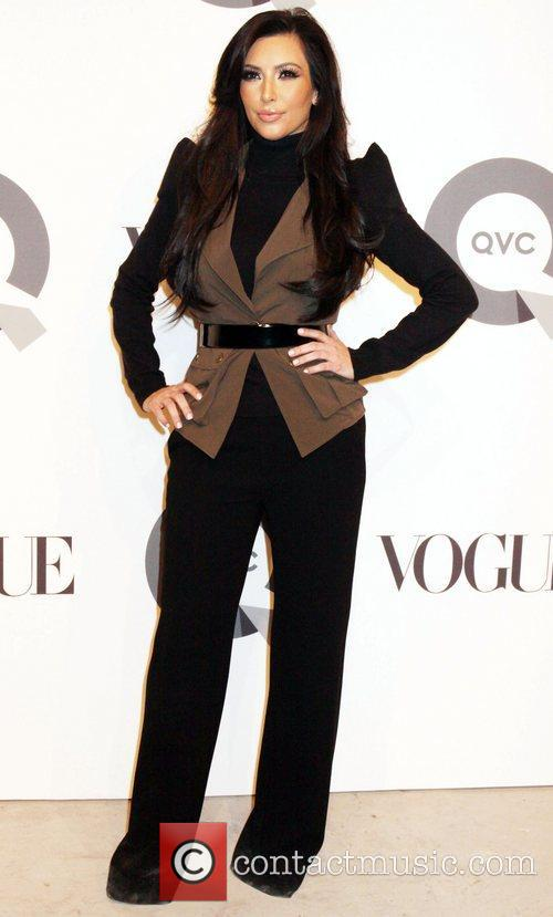 Kim Kardashian QVC 25 to Watch party -...