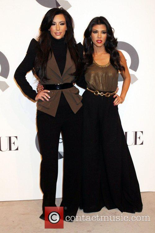 Kim and Kourtney Kardashian QVC 25 to Watch...