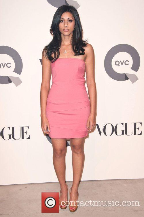 Reshma Shetty QVC 25 to Watch party -...