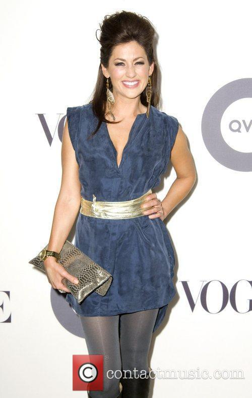 Jillian Harris QVC 25 to Watch party -...