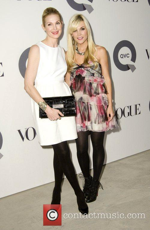 Kelly Rutherford and Tinsley Mortimer QVC 25 to...