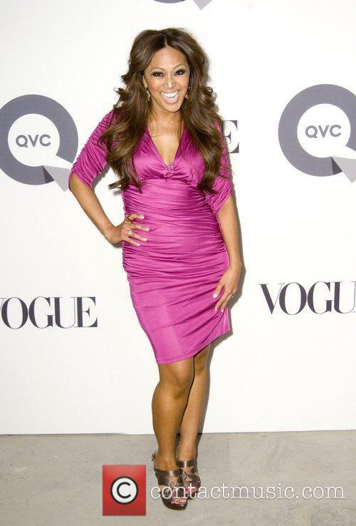 QVC 25 to Watch party - Arrivals