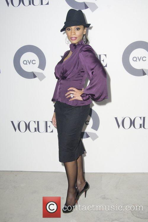 Anika Noni Rose QVC 25 to Watch party...