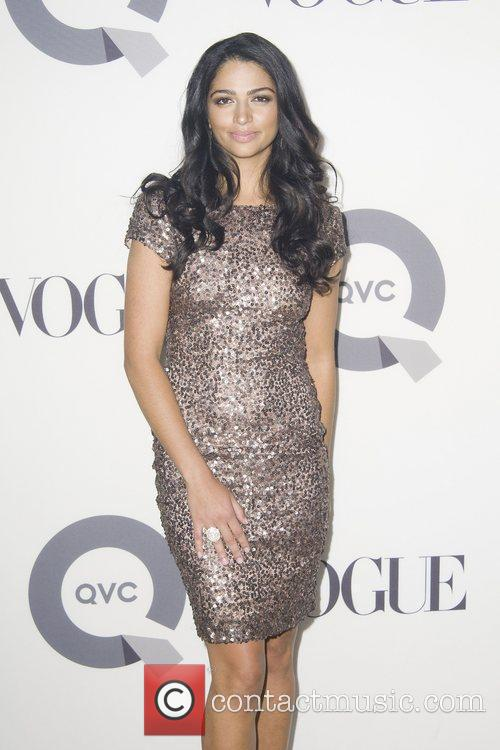 Cammila Alves QVC 25 to Watch party -...