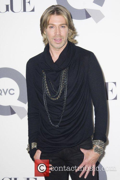 Chaz Dean QVC 25 to Watch party -...