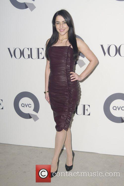 Guest QVC 25 to Watch party - Arrivals...
