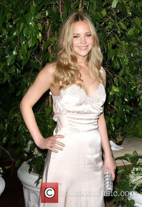 Jennifer Lawrence QVC Red Carpet Style Party held...