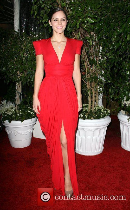 Katharine McPhee QVC Red Carpet Style Party held...