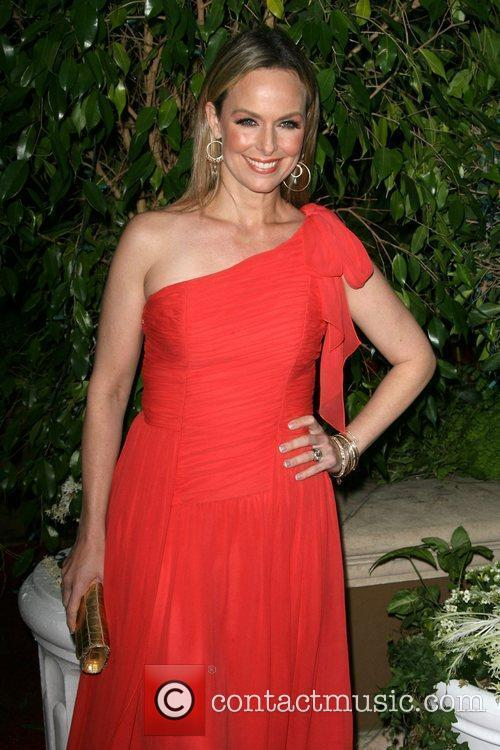 Melora Hardin QVC Red Carpet Style Party held...
