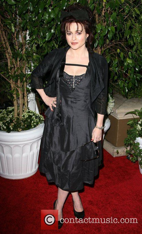 Helena Bonham Carter QVC Red Carpet Style Party...