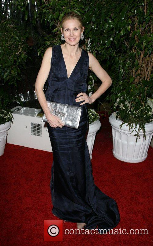 Kelly Rutherford QVC Red Carpet Style Party held...