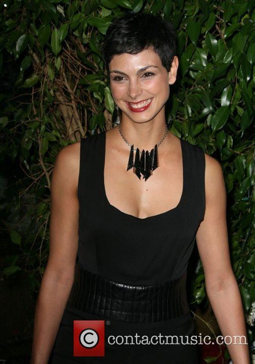 Morena Baccarin QVC Red Carpet Style Party held...