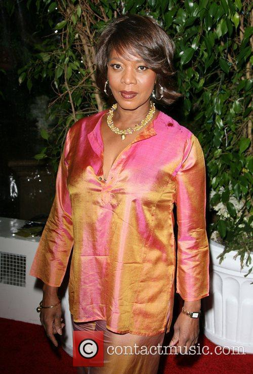 Alfre Woodard QVC Red Carpet Style Party held...