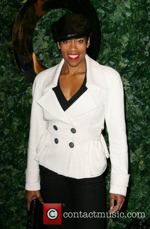 Regina King QVC Red Carpet Style Party held...