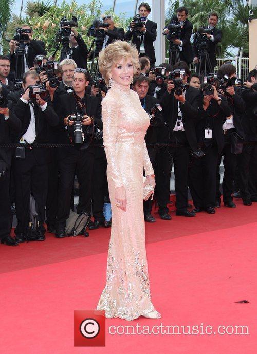 Jane Fonda 2011 Cannes International Film Festival -...