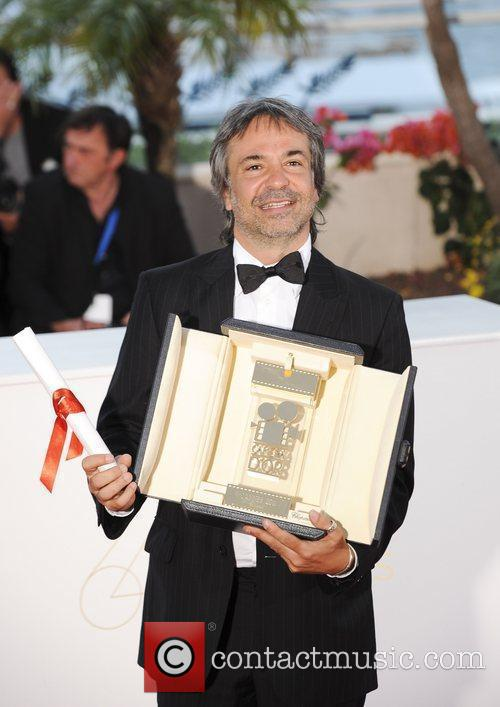 Director Pablo Giorgelli, winner of the Camera d'Or...