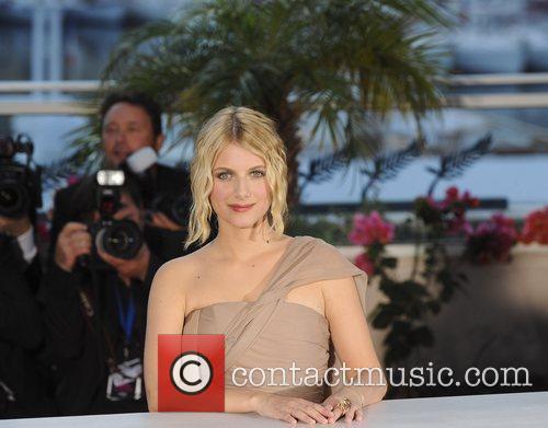 Cannes Master of Ceremony Melanie Laurent  2011...