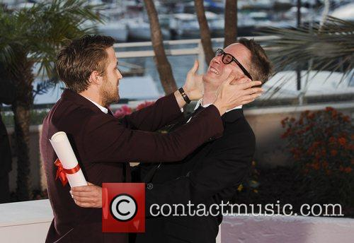 Ryan Gosling and Nicolas Winding Refn 1