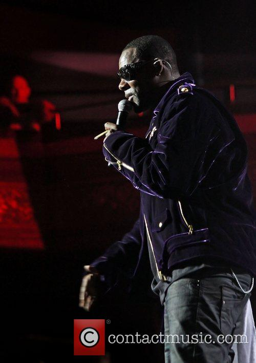 R Kelly, Manchester Apollo