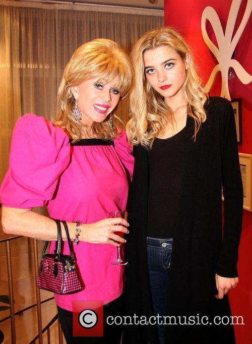 Sally Farmiloe and Jade Rachel Elbaz Fashion Show...