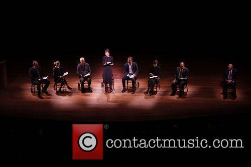 Brent Sexton, Alan Alda, Allison Janney, David Morse, Liev Schreiber and Maggie Gyllenhaal 6