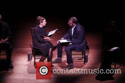 Maggie Gyllenhaal and Liev Schreiber 5